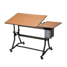 Craftmaster III Split Wood Drafting Table