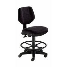 Backrest Comfort Classic Deluxe Task Chair