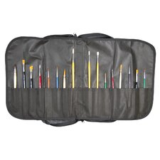 Deluxe Brush Case