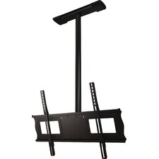 "Complete Ceiling Mount Installation Kit with 3' Fixed Drop for 37"" to 63"" Screens"