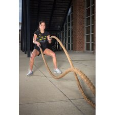 "360"" x 1.5"" Hemp Conditioning Rope"