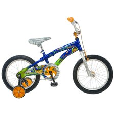 "Boys 16"" Diego Bike with Training Wheels"