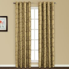 Sinclair Curtain Single Panel