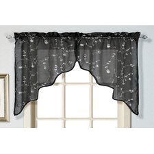 Savannah Curtain Valance
