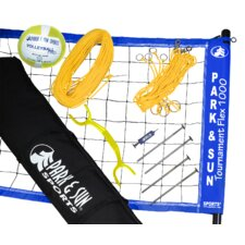 Tournament Flex 1000 Volleyball Game Set