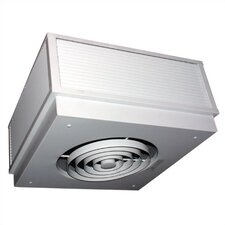 Commercial Recess 17,000 BTU Amp Fan Forced Ceiling Mount Electric Space Heater