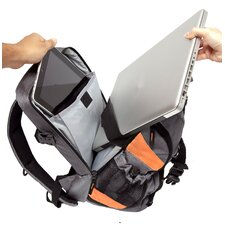 Camera, Laptop, and Ipod Backpack