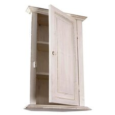 Corner Cabinet with Plain Door