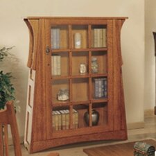 Crofter Single Door Bookcase