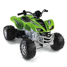 Power Wheels 12V Kawasaki KFX ATV