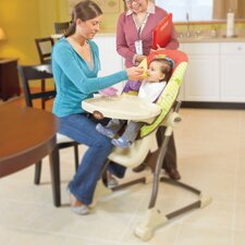 Luv U Zoo EZ Clean High Chair