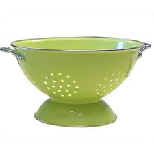 Calypso Basics 3 Quart Colander in Lime with optional Accessories