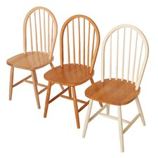 Windsor Rubberwood Dining Chair
