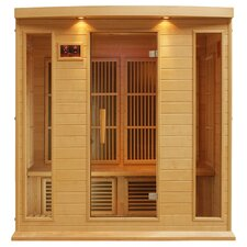 4 Person Far Infrared Carbon Sauna