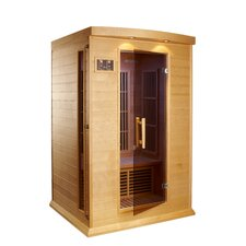 2 Person Far Infrared Carbon Sauna