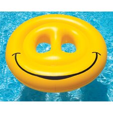 Smiley Face Fun Island Lounger