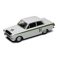 Ford Lotus Cortina - Team Lotus Slot Car