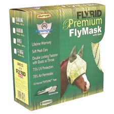 Fly Rid Prem Mask with Ears