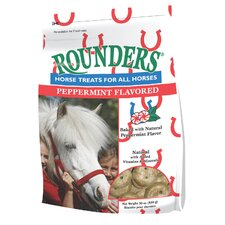 Peppermint Rounders Horse Treat