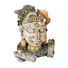 Design Elements Stone Jungle Relics Aquarium Ornament