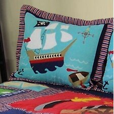 Pirate Treasure Pillow