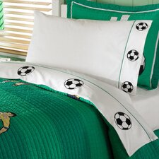 Soccer Sheet Set