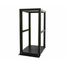 DuraRak 25U 4 Post Open Rack