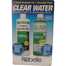 Clear Water Combo Pack