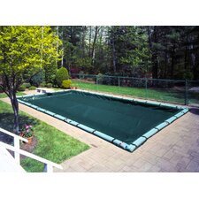 Supreme Plus Winter Pool Cover with Complete Water Tube Kit