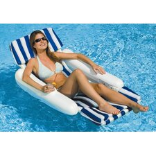 SunChaser Padded Floating Luxury Lounger Chair