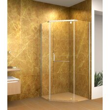 Neo-Angle Shower Enclosure