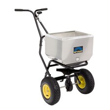 Spyker Pro 60 Series Push Spreader,  40 lbs Capacity