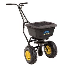 Spyker Pro 40 Series 50 lbs Push Spreader, 50 lbs Capacity