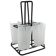 Flatware Caddy Stand