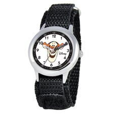 Boy's Tigger Time Teacher Watch
