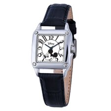 Women's Mickey Mouse Perfect Square Watch