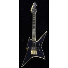 BC Rich Ironbird Electric Guitar in Gold and Black