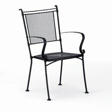 Bradford Stacking Dining Arm Chair