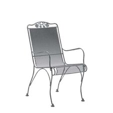 Briarwood High Back Dining Arm Chair
