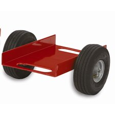 Heavy Duty Caddy Extra Wide, Airless Wheels