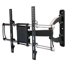 "Full Motion Corner TV Wall Mount for 32"" - 57"" Screens"