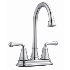 Eden Double Handle Bar Faucet