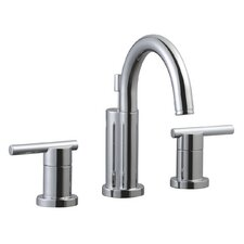 Geneva Double Handle Wide Spread Bathroom Faucet