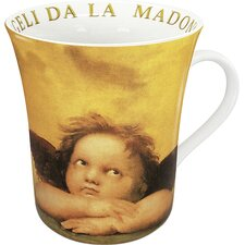Art Angeli Madonna Sistina Mug (Set of 4)