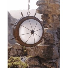 Nautic Leme Madeira 2 Light Foyer Pendant