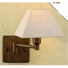 Modern Macau 1 Light Wall Sconce