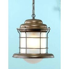 Caravela 1 Light Outdoor Pendant