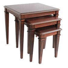 Winchester 3 Piece Nest of Tables