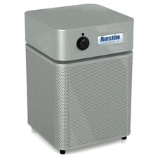 HM Plus HealthMate Junior Air Purifier in Silver w/ Optional Replacement Filters