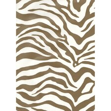 Risky Business Animal Magnetism Prepasted Wallpaper